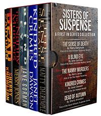 Sisters of Suspense book bundle