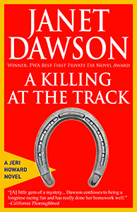 A Killing at the Track by Janet Dawson